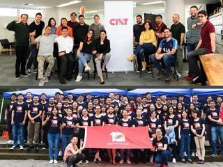CI&T China and Japan employees