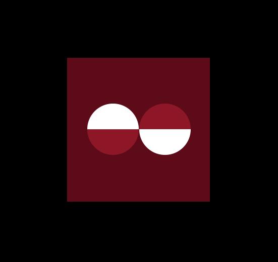 Ilustração de um ícone geométrico