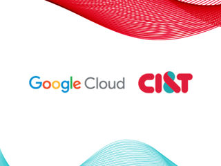 Google Cloud and CI&T logo