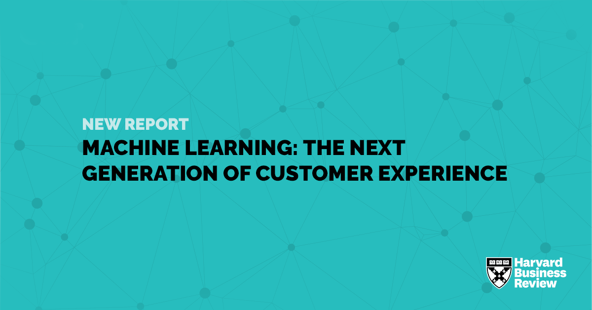 HBR Machine Learning header