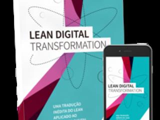 A mockup of the Lean Digital Transformation ebook