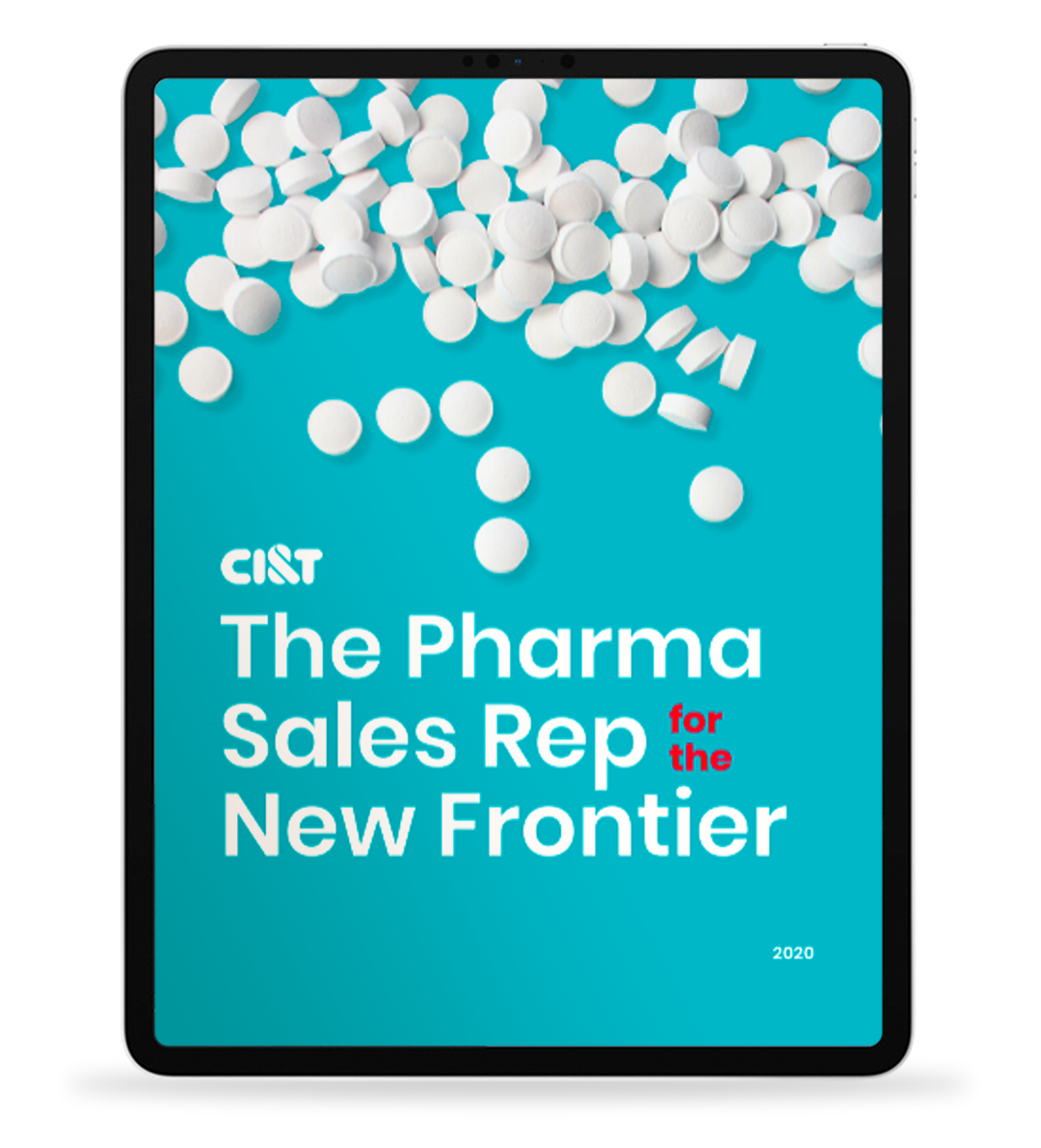 The Pharma Sales Rep For The New Frontier Whitepaper Cover