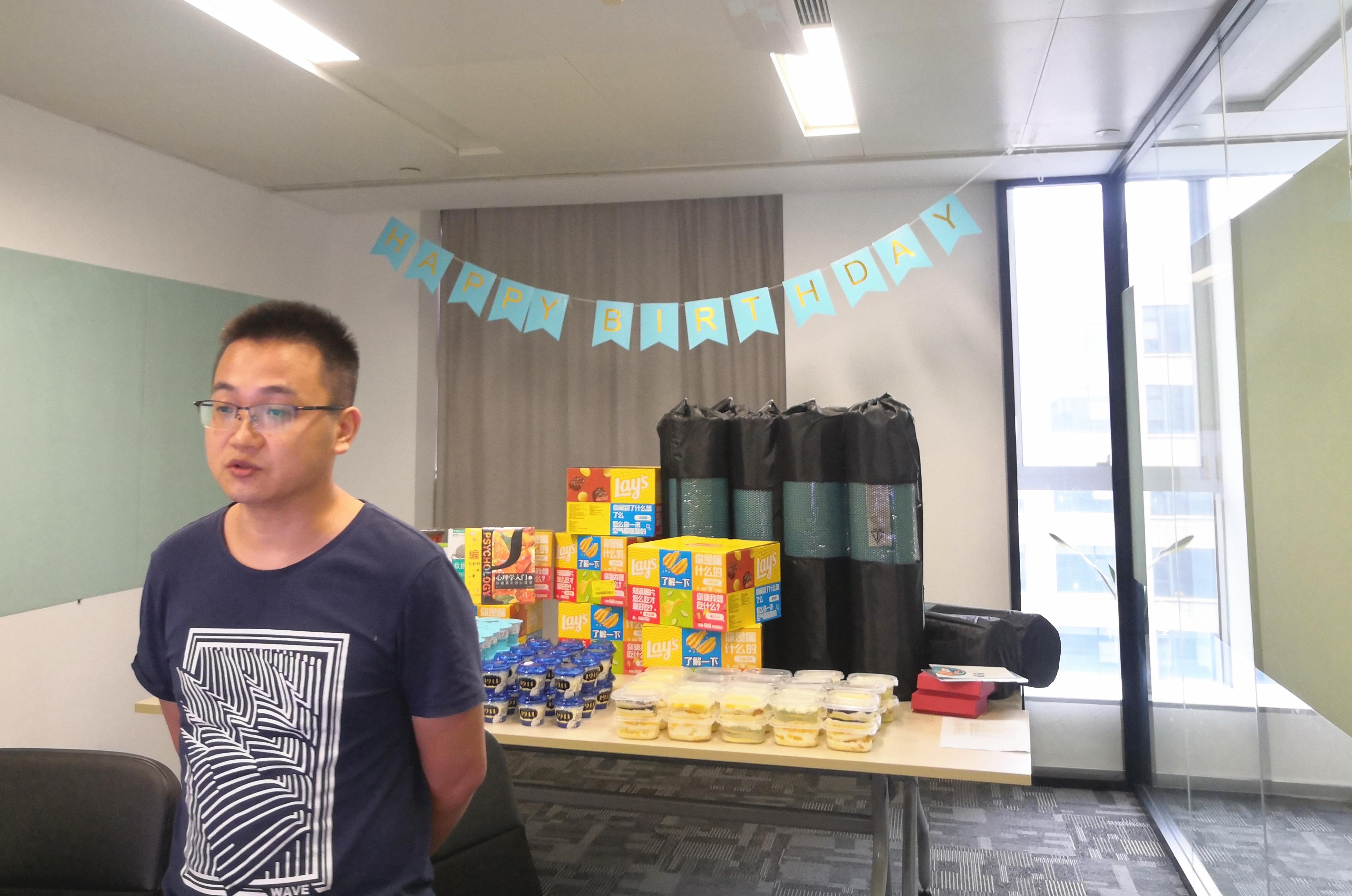 CI&T China employee speaking