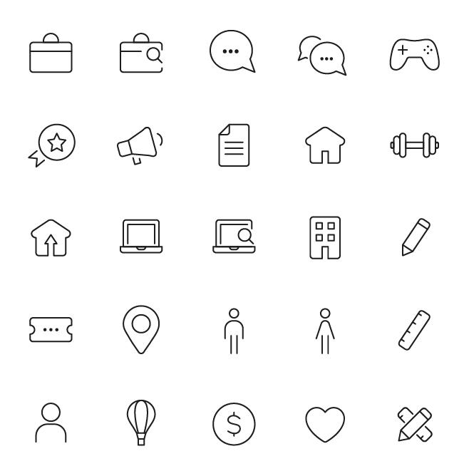 CI&T icons