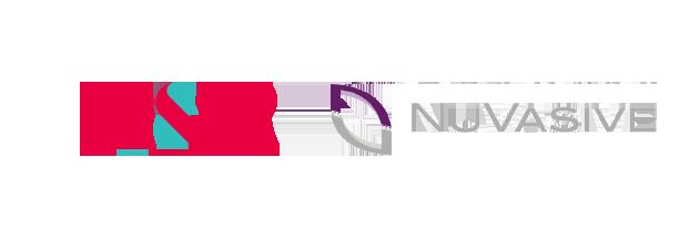 Logo Ciandt and NuVasive