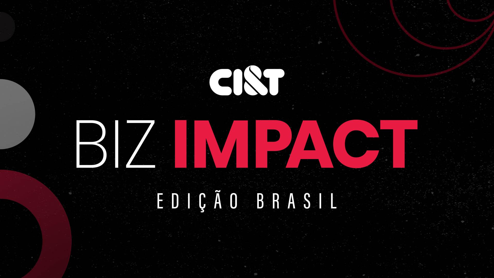 CI&T Biz Impact 2021 Edição Brasil