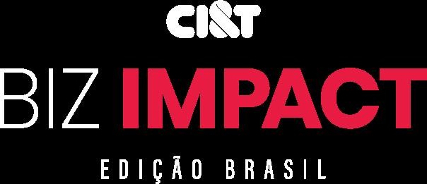 Logo biz impact edição Brasil