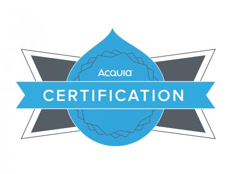Acquia certification