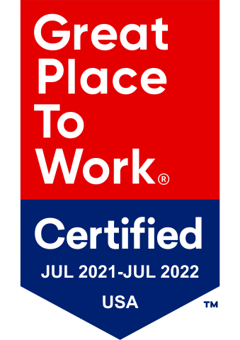 CI&T Great Place to Work USA 2021 - 2022